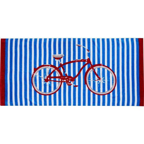 O'Rageous Kids' Beach Bike Beach Towel