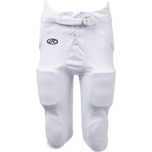 Rawlings Youth Football Practice Pant with Built-In Pads - view number 1