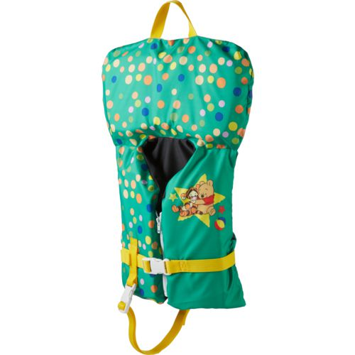 SwimWays Infants' Sea Squirts Disney Baby Winnie the Pooh Life Jacket