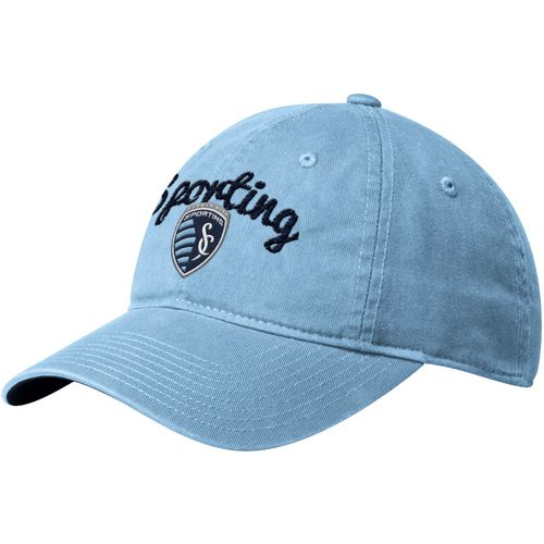 adidas Women's Sporting Kansas City Adjustable Slouch Cap