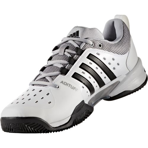 adidas Men's Barricade Classic Wide 4E Tennis Shoes | Academy