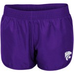 Colosseum Athletics Women's Kansas State University Reflective Logo Shorts - view number 1