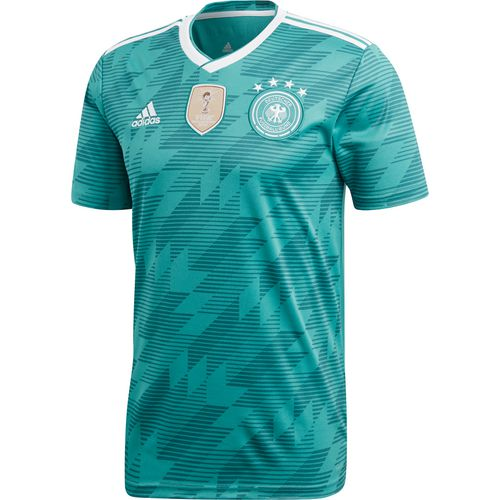 adidas Men's 2018 Germany Away Soccer Jersey - view number 1
