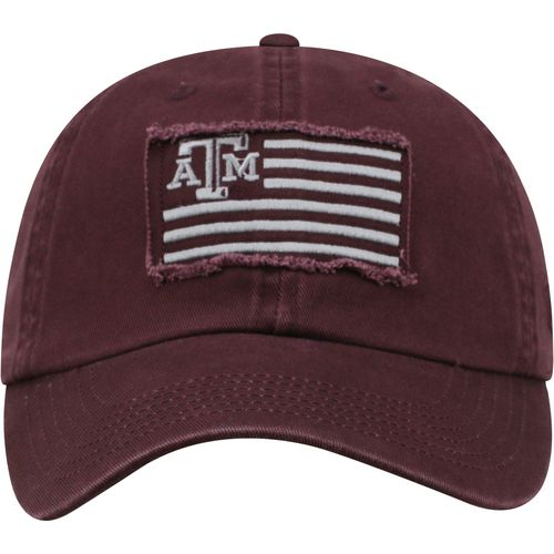 Top of the World Men's Texas A&M University Flag Adjustable Cap