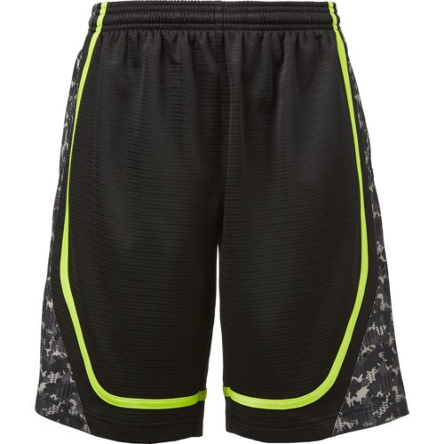 BCG Boys' Athletic Print Pieced Basketball Shorts