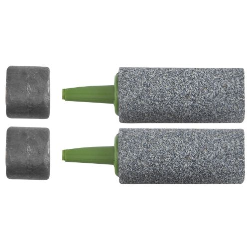 Marine Metal Products Glass Bead Airstone 2-Pack