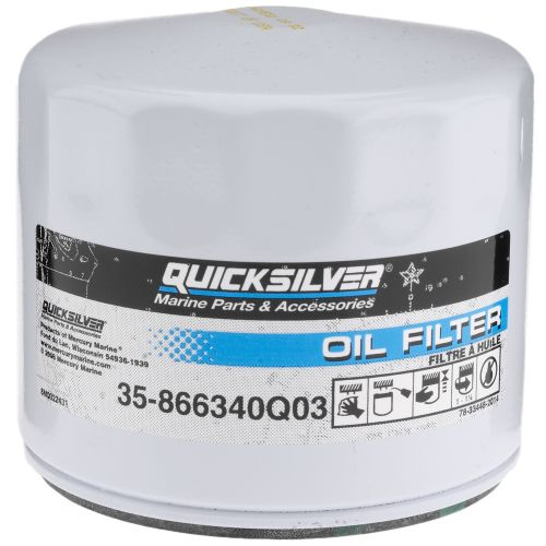 Quicksilver MerCruiser Oil Filter