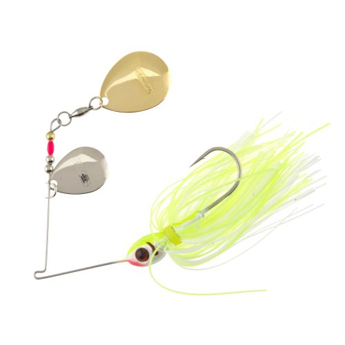 BOOYAH 3/8 oz Double-Colorado Blade Spinnerbait - view number 1
