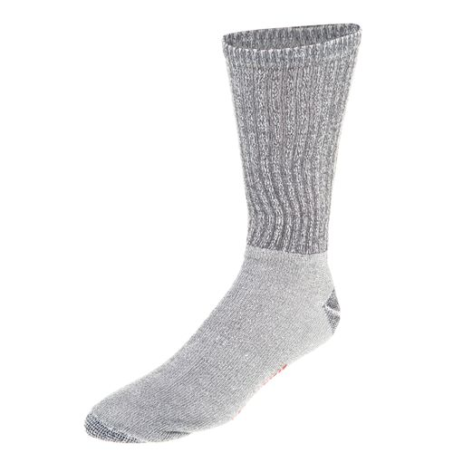 Wolverine Men's Multishox Crew Socks 2 Pack