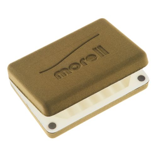"Morell 4.75"" x 3.25"" Olive Fly Box"