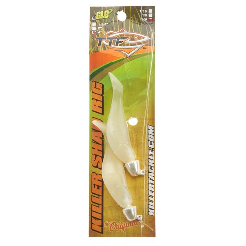 Texas Tackle Factory Double Shad 1/4 oz Rig