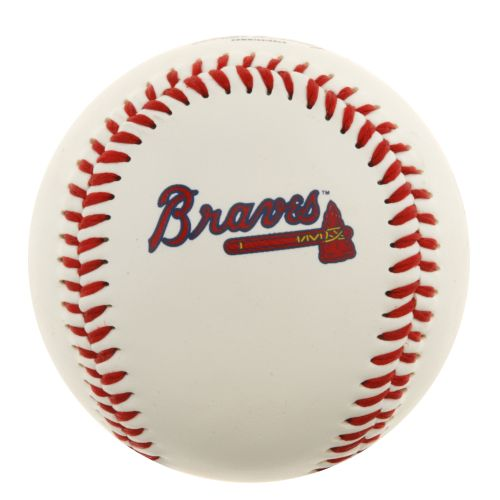 K2 Licensed Products Original Atlanta Braves Logo Baseball