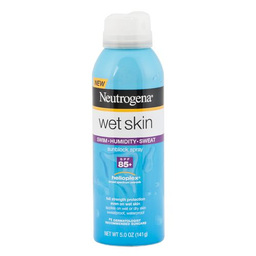 Neutrogena 5 oz. Wet Skin SPF 85+ Sunblock Spray
