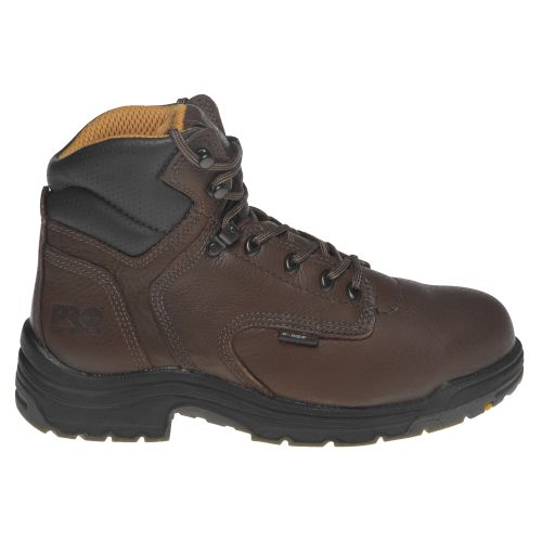 "Timberland Pro Men's TiTAN® 6"" Safety-Toe Work Boots"