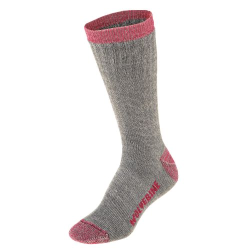 Display product reviews for Wolverine Women's Wool Boot Socks 2 Pack