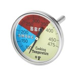 "Old Country BBQ Pits Smoker and Grill 2"" Temperature Gauge"