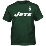 Reebok Boys' Game Gear New York Jets Mark Sanchez #6 T-shirt