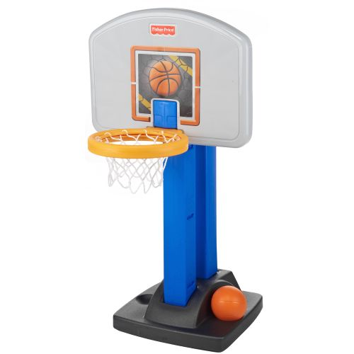 Fisher-Price Grow to Pro Basketball Hoop