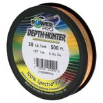 PowerPro Depth Hunter 30 lb. - 500' Braided Fishing Line