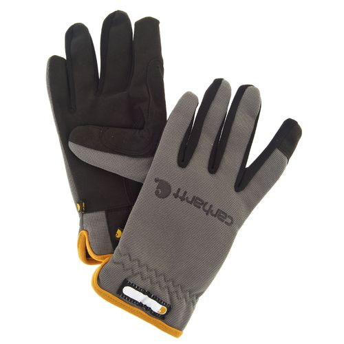 Carhartt Men's Quick Flex High-Dexterity Work Gloves