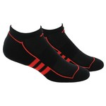 adidas Men's ClimaLite® II No-Show Socks 2-Pack