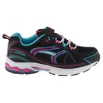 L.A. Gear Girls' Carla Fashion Athletic Lifestyle Shoes