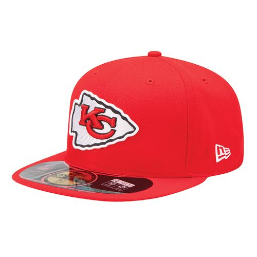 Image for New Era Men's Kansas City Chiefs 59FIFTY® NFL On Field Baseball Cap from Academy