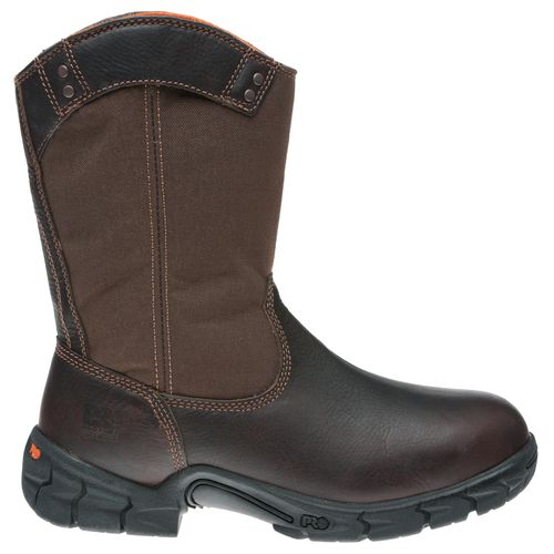 Timberland Men s PRO  Excave Wellington Steel Toe Boots