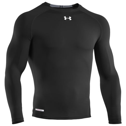 Image for Under Armour® Men's HeatGear® Sonic Compression Long Sleeve T-shirt from Academy