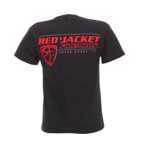 Red Jacket Firearms Adults' Logo T-shirt