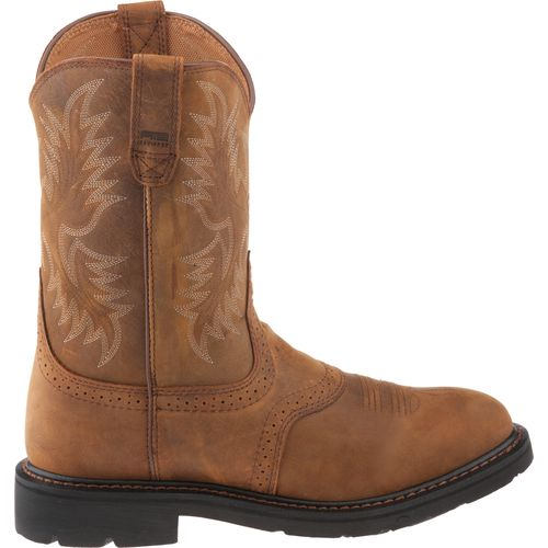Display product reviews for Ariat Men's Sierra Saddle Work Boots