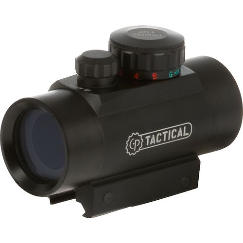 Display product reviews for CenterPoint 30 mm Enclosed Reflex Sight