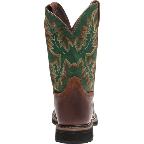 Justin Men's Rugged Western Work Boots - view number 4