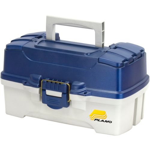Display product reviews for Plano® 2-Tray Tackle Box