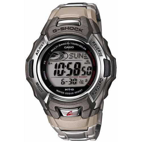 Casio Men's G-Shock Solar Atomic Watch