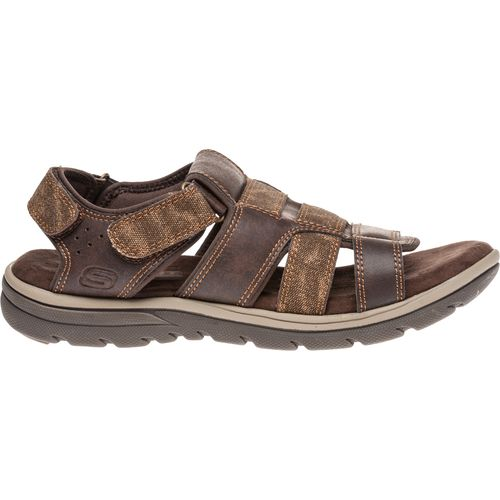 SKECHERS Men s Supreme Equipt Open Toe Fisherman Sandals