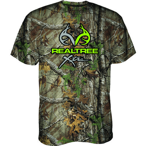 Realtree Men s Camo Graphic Short Sleeve T-shirt