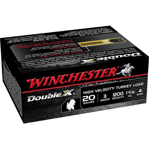 Display product reviews for Winchester Supreme 20 Gauge Turkey Load Shotshells