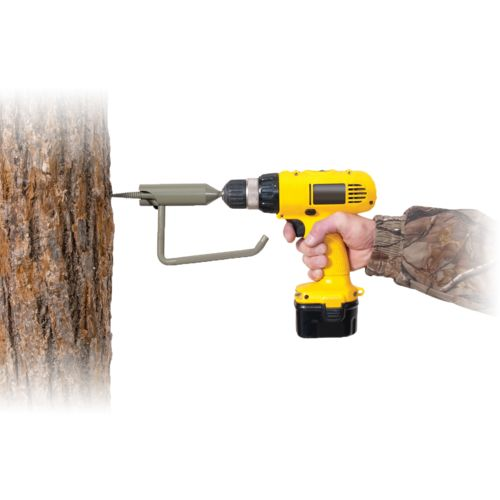 Ameristep Bark Bit Tree Step Installer