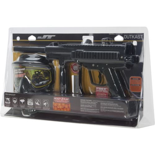 JT Sports OutKast RTP Paintball Marker Kit