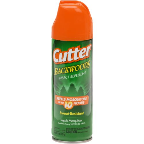 Cutter Backwoods 6 oz. Aerosol Insect Repellent