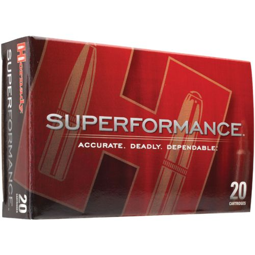 Hornady GMX® Superformance® .308 Win. 165-Grain Ammunition - view number 1