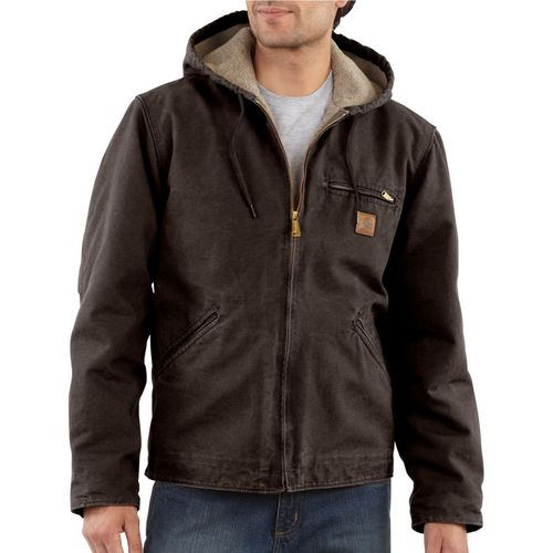 Display product reviews for Carhartt Men's Sandstone Sierra Jacket