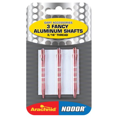 Display product reviews for Nodor® Fancy Aluminum Shafts 3-Pack
