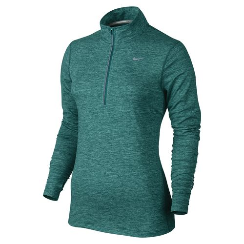 Image for Nike Women's Element 1/2 Zip Pullover Top from Academy