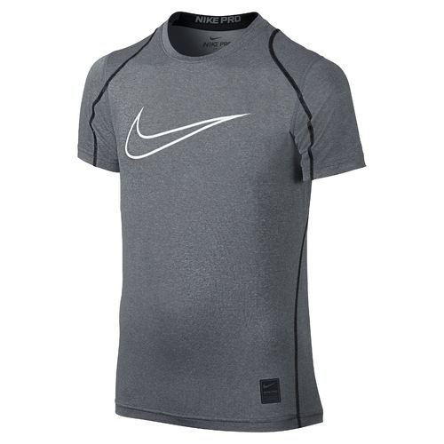 Nike Boys' Hypercool HBR Fitted Short Sleeve Top