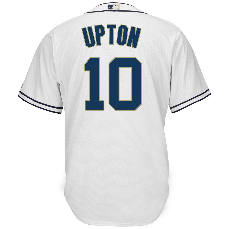 Majestic Men's San Diego Padres Justin Upton #10