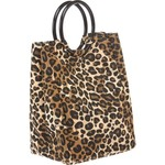 Fit & Fresh Retro Cheetah Lunch Bag