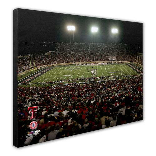 "Photo File Texas Tech University 2007 Jones AT&T Stadium 8"" x 10"" Photo"