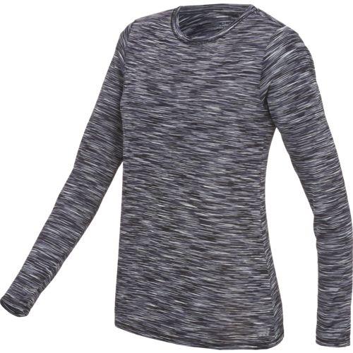 BCG™ Women's Training Long Sleeve Space Dyed Tech